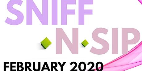 SNIFF N SIP tickets