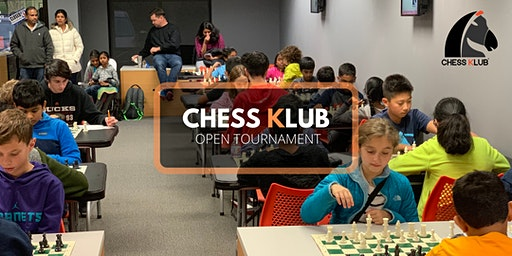 Chess KLUB - Jan 2020 Open CHESS TOURNAMENT (USCF Rated)
