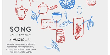 Song Tea Pop Up at PublicUs! tickets