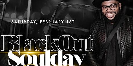 The Key to the City SOULDAY Celebration: BLACKOUT SOULDAY SOIRÉE tickets