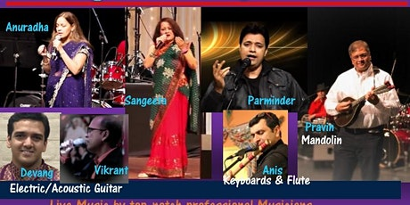 Pure Gold Melodies presents New and Old Bollywood Songs tickets