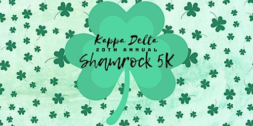 Kappa Delta Shamrock 5k