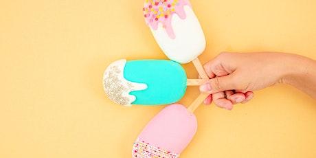Ice Cream Art Workshop tickets