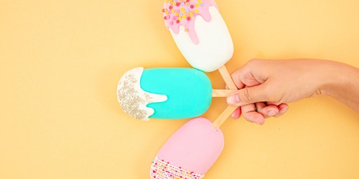 Ice Cream Art Workshop