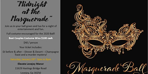 Midnight at the Masquerade