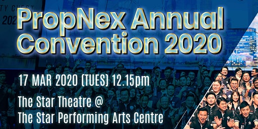PropNex Annual Convention 2020