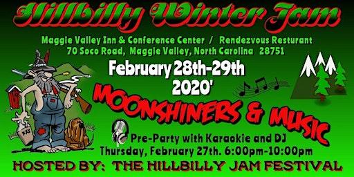 Hillbilly Jam - Winter