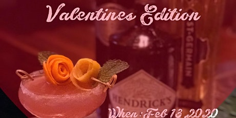 Mix,Sip and Mingle (Valentine's Édition)  tickets