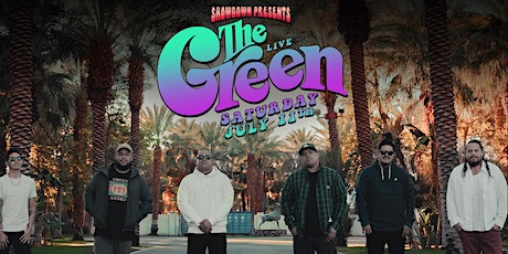 The Green - Live & Outside Block Party tickets