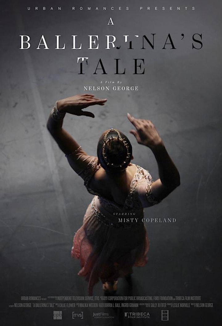 A Ballerina's Tale - Encore Screening - Mon 2nd March - Wellington image
