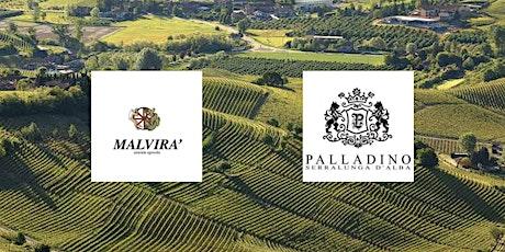 Langhe, Piemonte Masterclass (Palladino & Malvira) tickets