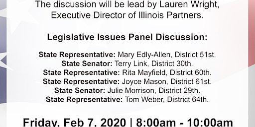 Legislative Breakfast and Conversation with Local Legislators