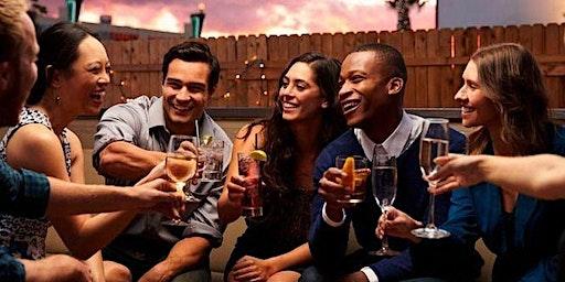 Speed Friending: Meet like-minded ladies & gents! (25-50) (FREE Drink) AM