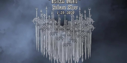 Restless Knights Release Party