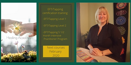 Online EFT/Tapping starting the new year on the right foot and reducing stress tickets