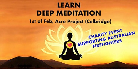 Learn Deep Meditation -  Guided Meditation + Practical Tips tickets