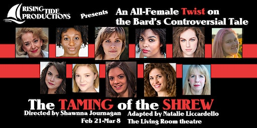 Taming of the Shrew Fundraiser