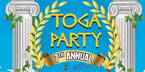 ECU Guild's 7th Annual Toga Party