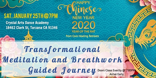 Chinese New Year Meditation and Breathwork Guided Journey