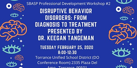 Disruptive Behavior Disorders: From Diagnosis to Treatment tickets