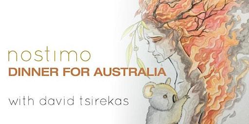 Dinner For Australia | Bushfire Relief