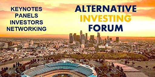 Alternative Investing Forum - How to Invest in Celebrity Brands