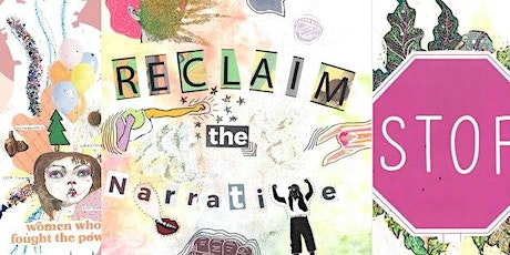 Reclaim the Narrative Zine Launch tickets