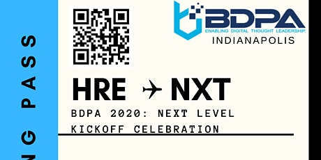 BDPA 2020: Next Level Kickoff Celebration tickets