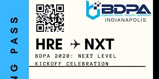 BDPA 2020: Next Level Kickoff Celebration