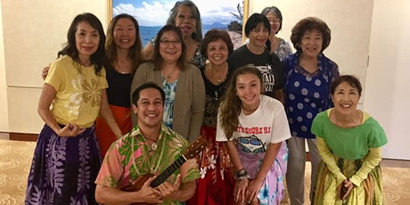 Hula and Lomilomi Workshops with Lawrence Pau tickets