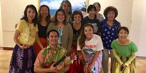Hula and Lomilomi Workshops with Lawrence Pau