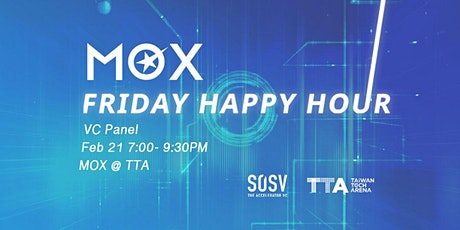 MOX Friday Happy Hour: VC Panel tickets
