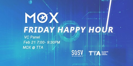 MOX Friday Happy Hour: VC Panel