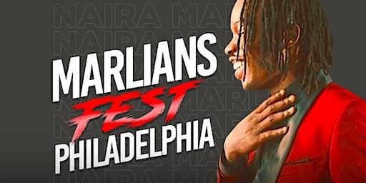Naira Marley Philadelphia Concert | Marlians Fest