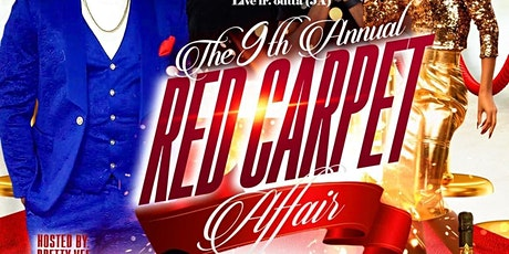 Red Carpet Affair hosted by MTV's Pretty Vee.  Mus tickets