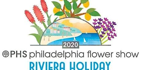 Philadelphia Flower Show Trip tickets