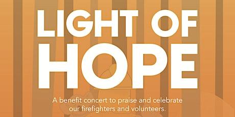 Light Of Hope tickets