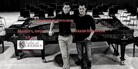 Piano Duo | Gryaznov and Hakobyan tickets