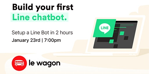 Build your first Line chatbot - Workshop