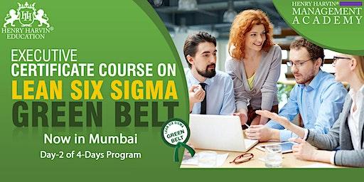Day-2 Lean Six Sigma Green Belt Course in Mumbai