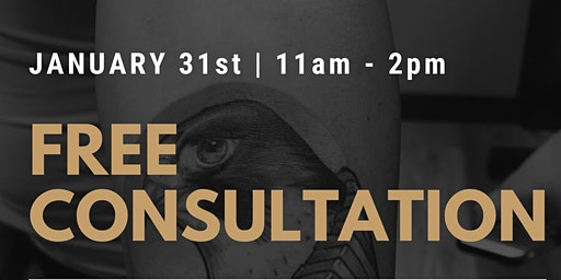 Fine Ink Studios is holding a FREE Consultation | Orlando