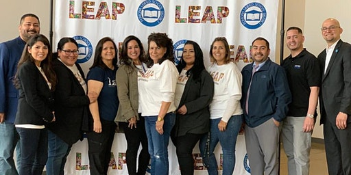 Defy Gravity, LEAP to  Success (Latino Family Symposium)