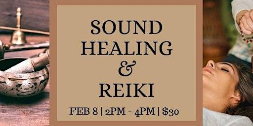 Sound Healing & Reiki