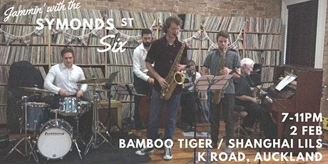 Jammin' With the Symonds St Six tickets