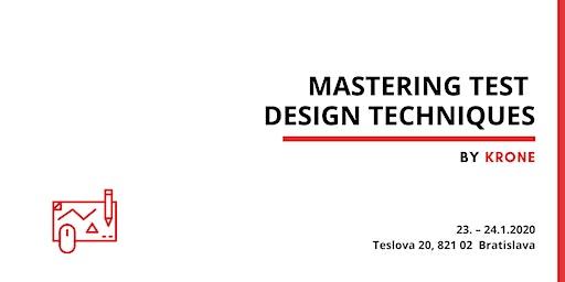 Mastering Test Design Techniques