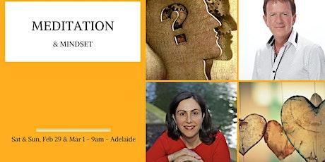 Meditation & Mindset Event - Adelaide tickets