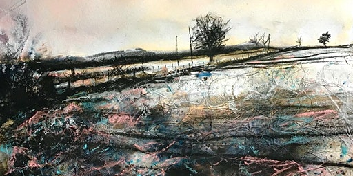 Connecting with the Landscape Art Workshop - Hayley Mills - Falkland, Fife