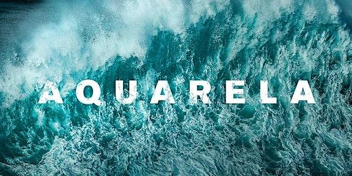 Aquarela - Special Premiere Singapore