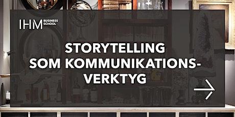Storytelling som kommunikationsverktyg - Stylt Trampoli biljetter
