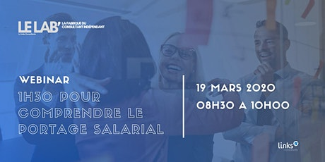 1h30 pour comprendre le portage salarial #Lille billets